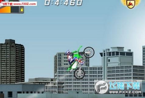 疯狂摩托游戏