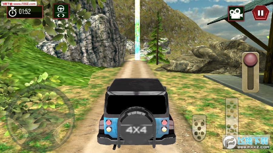 越野汽车驾驶安卓版