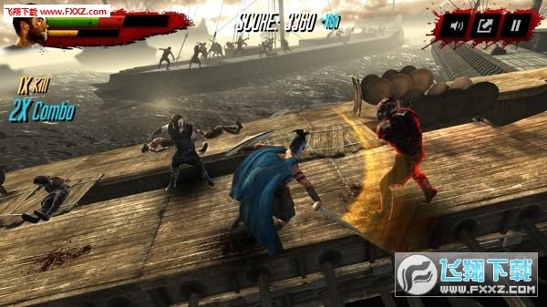 300勇士:帝国崛起安卓版