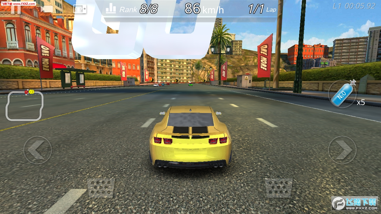 3D汽车漂移Max Racing安卓版1.1.1截图2