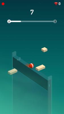 滑动跳跃apk1.0截图1