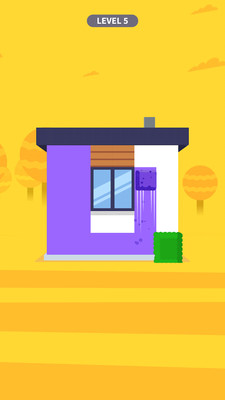 粉刷房子游戏1.0.1截图3