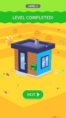 粉刷房子游戏1.0.1截图2