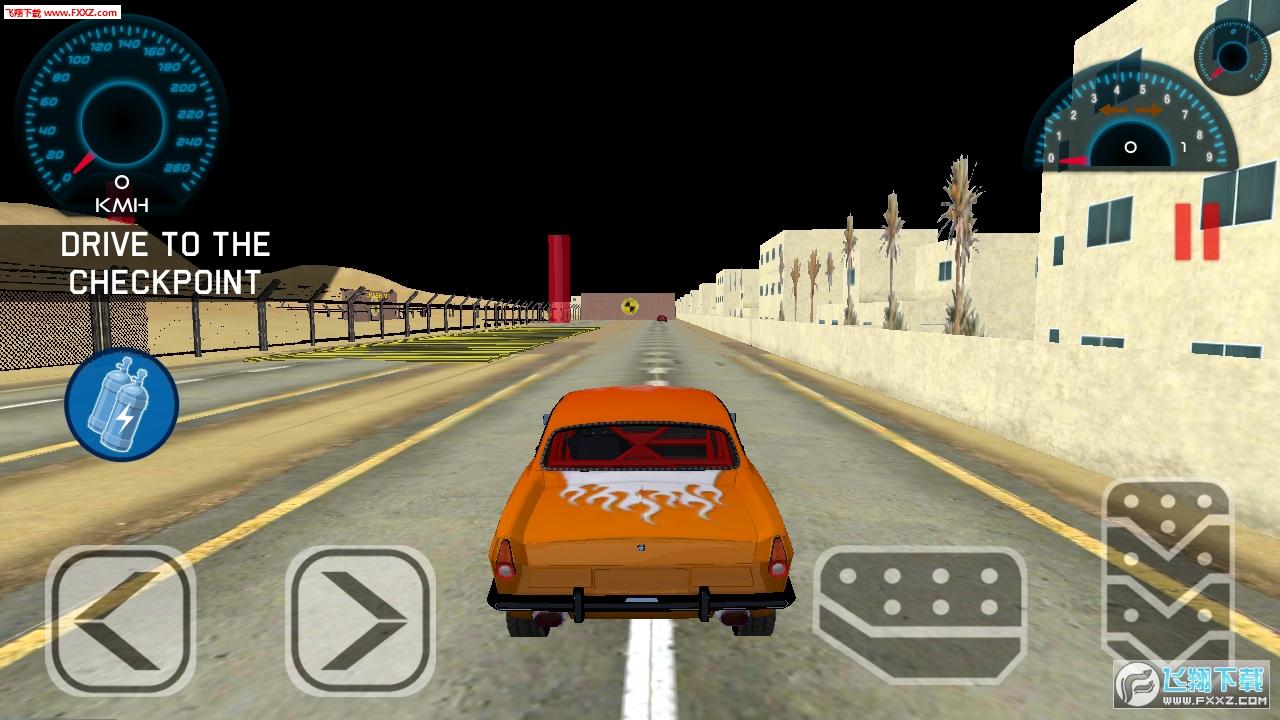 法拉利汽车碰撞试验安卓版1.0截图2