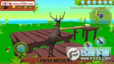 非常普通的鹿游戏1.16截图2