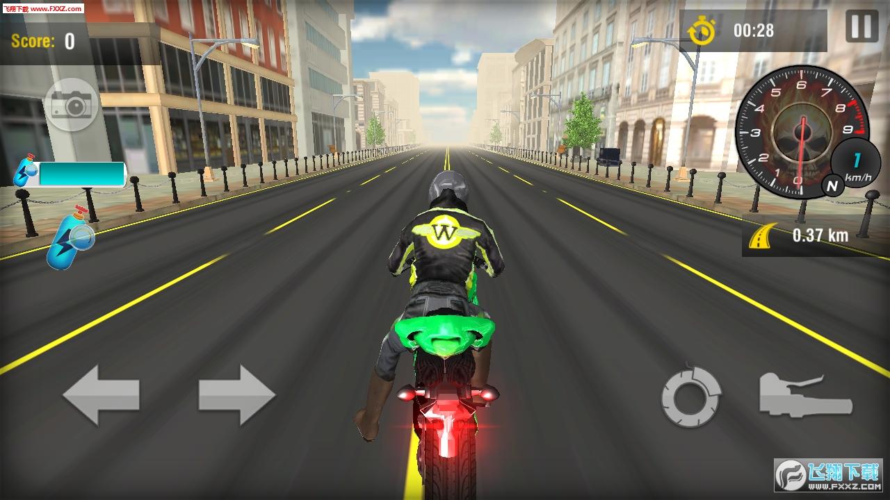 摩托车骑士2019安卓版1.2截图1