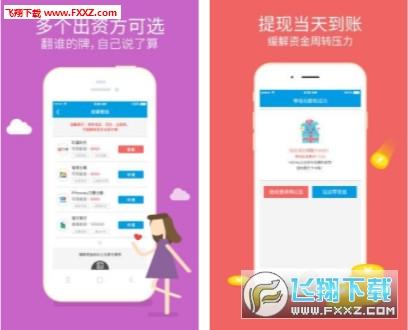 佰亿钱袋app手机版V1.0截图1