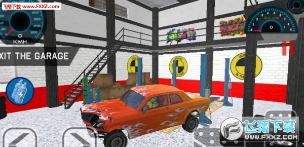 林肯汽车碰撞试验安卓版v1.0截图2