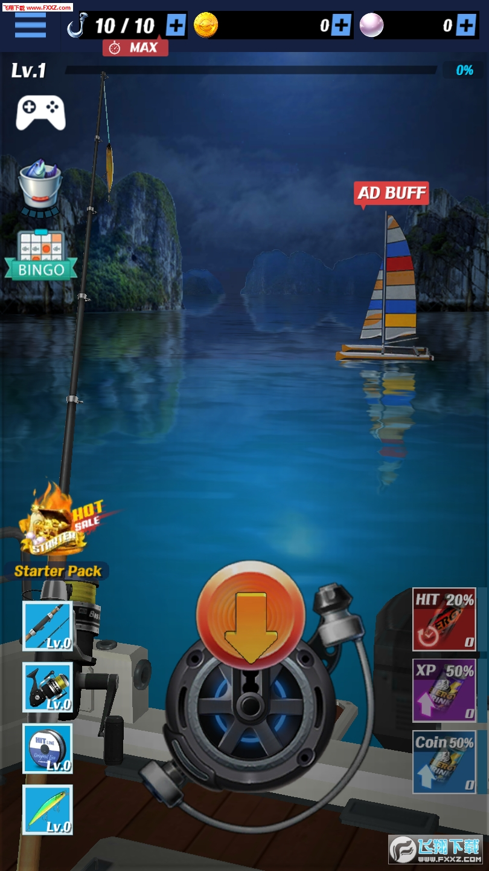 Fishing Hit官方版v1.0.3截图1