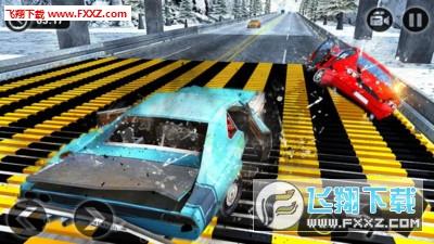 颠簸公路汽车碰撞手游v1.2截图0