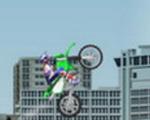 疯轰隆隆整片空间狂摩托游戏绿色版