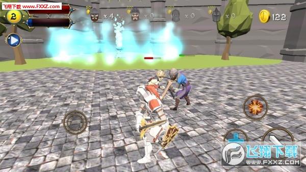 城堡防御骑士战官方版v1.0截图0