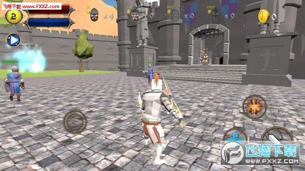 城堡防御骑士战官方版v1.0截图1