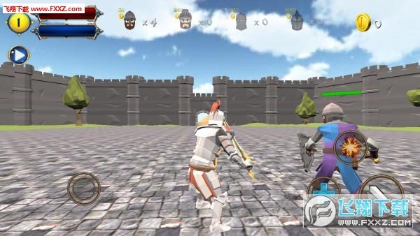 城堡防御骑士战官方版v1.0截图2