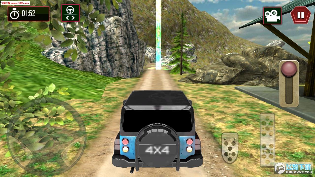 越野汽车驾驶安卓版4.4截图1