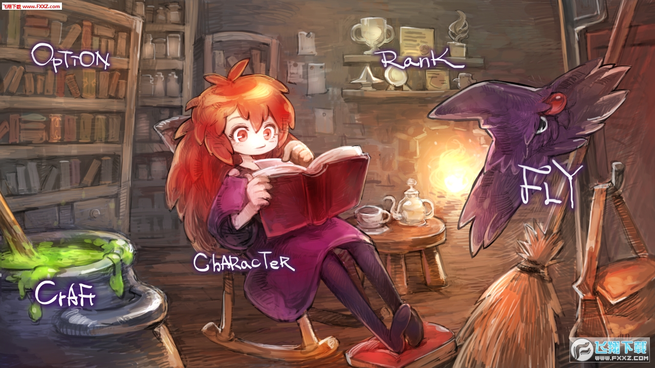 巫女蒂蒂安卓版1.0截图1