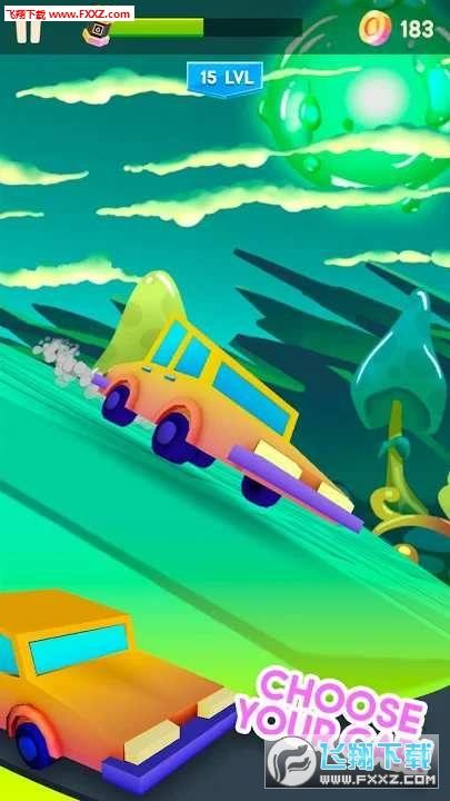 Planet Racer Space Drift官方版v1.0截图0