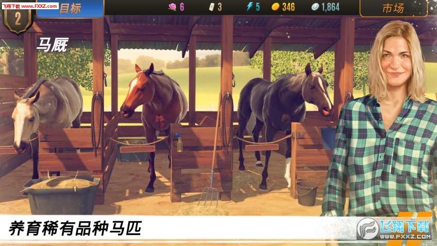 家族传奇马匹养成竞技安卓版v1.0截图2