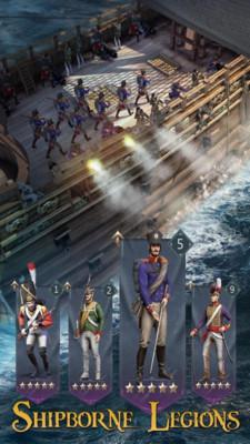 航海时代海军与海盗官方版v1.0.0.10截图3