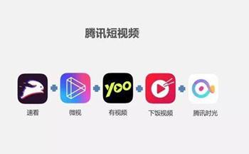 腾讯短视频app有哪些