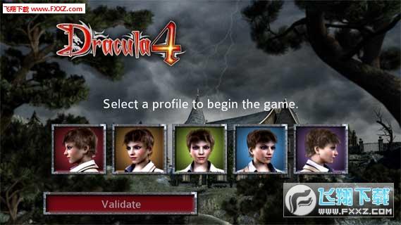 吸血鬼德古拉4龙之影安卓版(不含数据包)1.0.3截图2