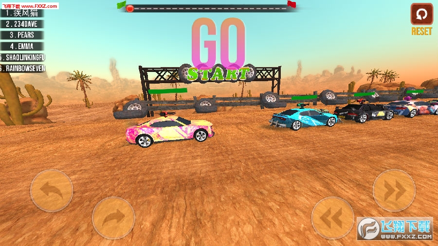 Car Battle Zone安卓版