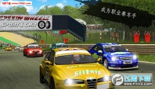 Rally Racer Fury 3D官方版
