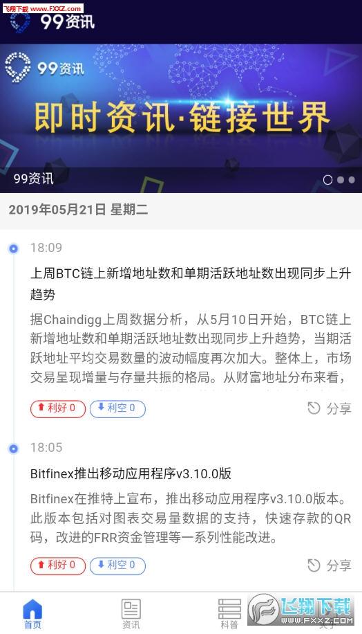 99资讯app安卓版