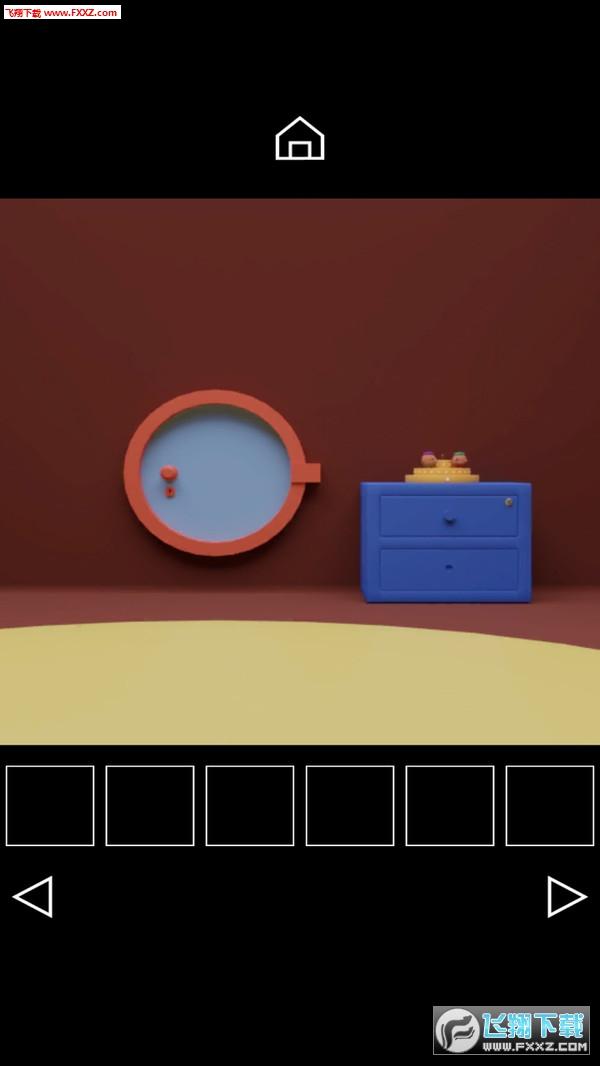 逃离鼹鼠之家apk1.0.0截图2
