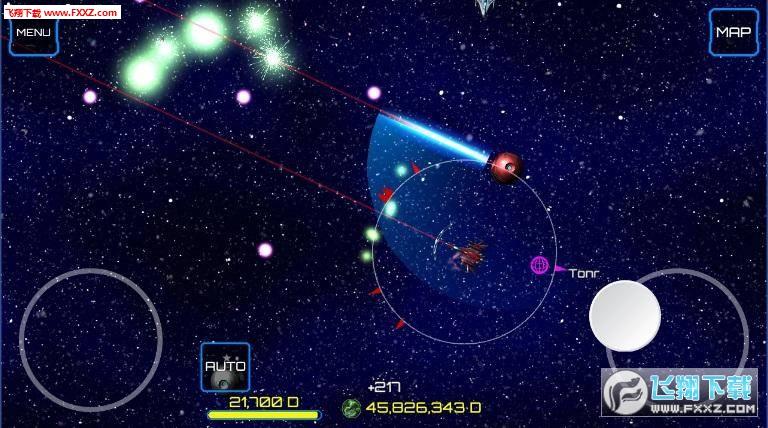 星际旅行者手机版v1.02截图1