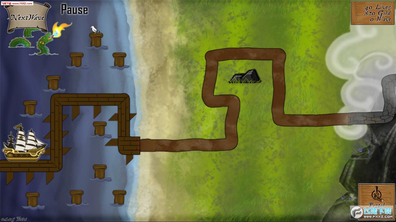 海岛vs忍者安卓版0.1.05 Beta截图3