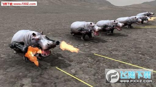 动物战争模拟器3手游1.0截图1