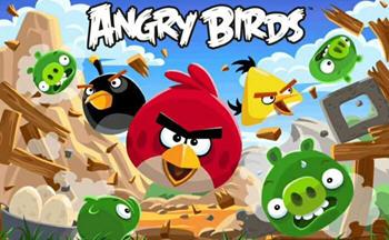 愤怒的小鸟手游合集
