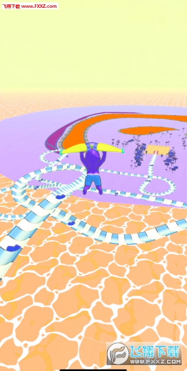 水上乐园滑行官方版v1.0.2截图0