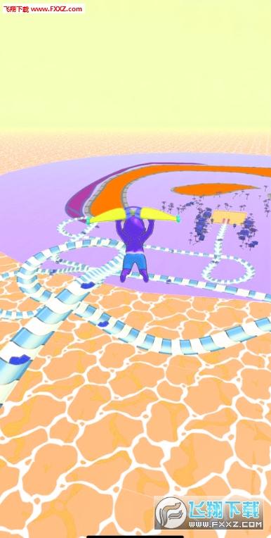水上乐园滑行官方版v1.0.2截图1