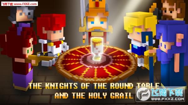 像素圆桌骑士apk1.01截图0