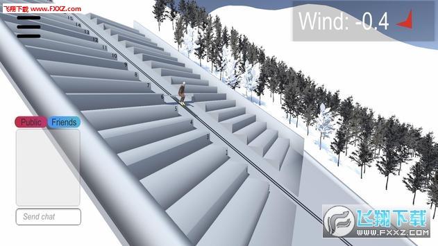 滑雪跳台X安卓版