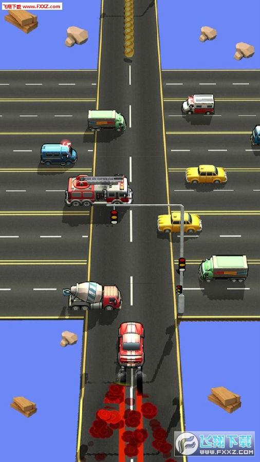 公路交通汽�短跑手游