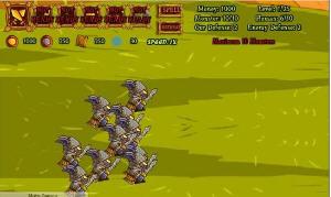 怪物军团征战沙场安卓版1.25截图0