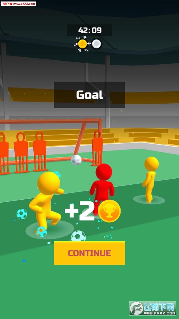 足球妙传手游1.0.1截图1