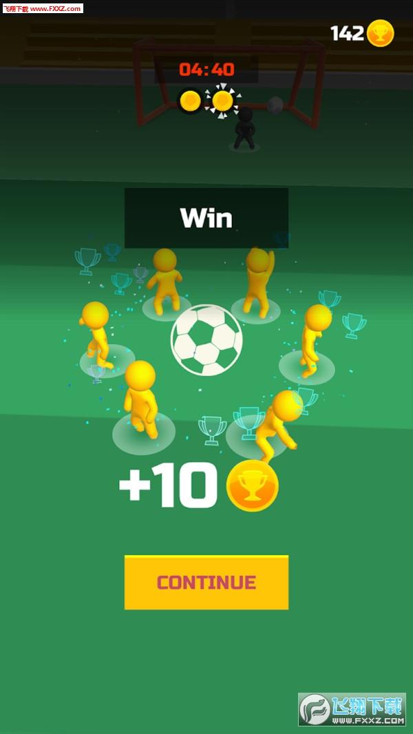 足球妙传手游1.0.1截图2