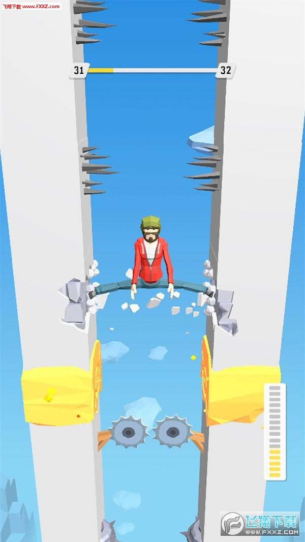 劈叉先生游戏1.0截图3