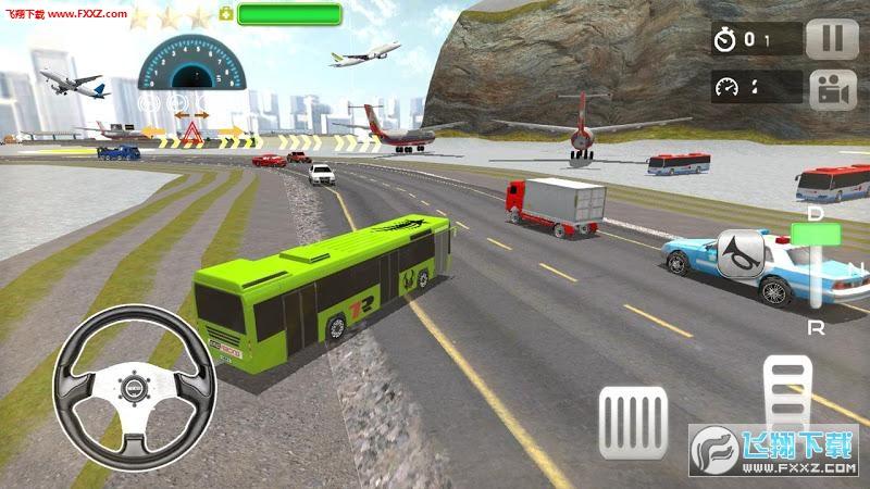 山地巴士司机3D安卓版v2.0截图0