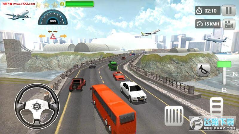 山地巴士司机3D安卓版v2.0截图1