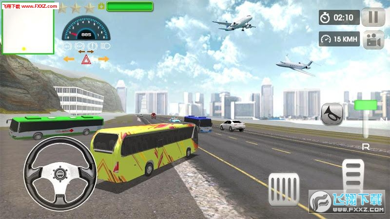 山地巴士司机3D安卓版v2.0截图2
