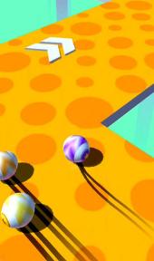 变色球赛跑安卓版1.0截图0