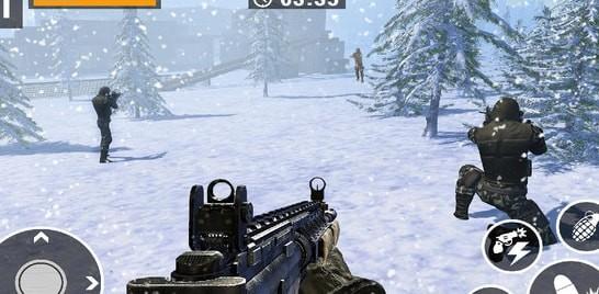 战争召唤冬季生存官方版v2.4截图1