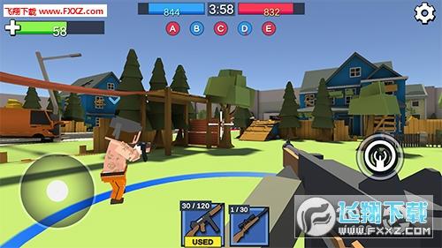 像素射击农场战斗手游v1.0截图0