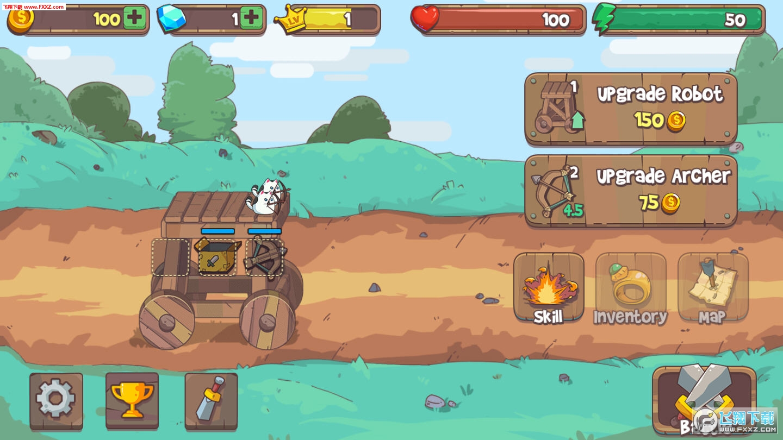 猫咪守卫战安卓版1.0.0截图2