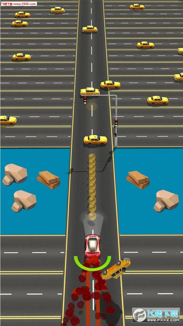 公路交通汽�短跑手游1.8截�D1
